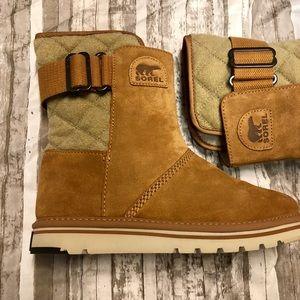 Sorel Shoes - Brand New Sorel Women's Newbie Boot in Elk-Size 7